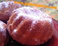 Swedish Pepparkaka Muffin