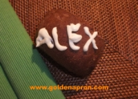 Bread Name Place Holder Party Ideas Table Decoration