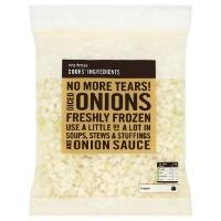 Waitrose Frozen Onions