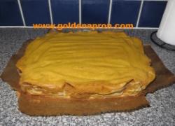 Book Cake: Finished Bake