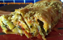 Cannelloni Recipe Chicken Spinach Ricotta