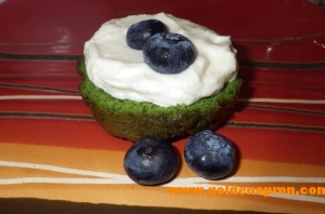 Low Carb Paleo Gluten Free Diabetes Recipe Dessert  Spinach Cake