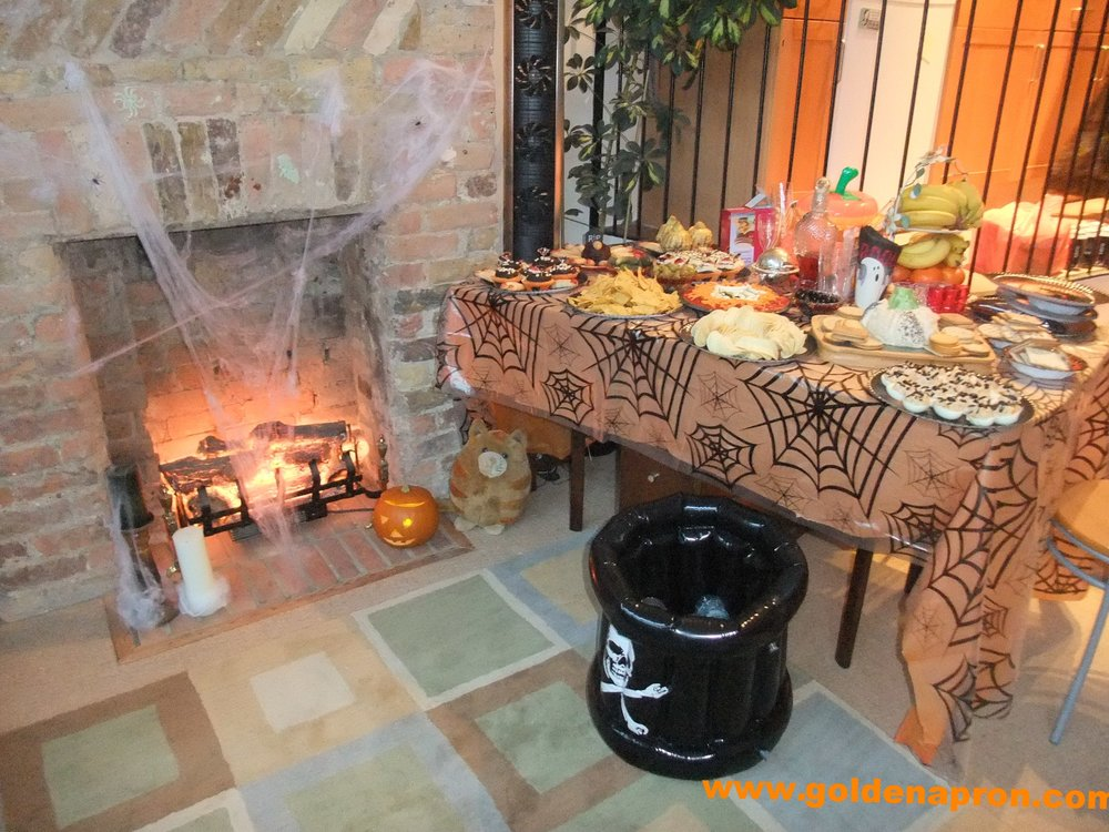 Halloween Buffet Party Ideas