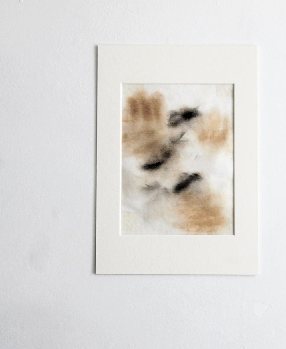 Self-Portrait; Face-wipe