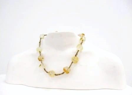 Ear Wax Necklace