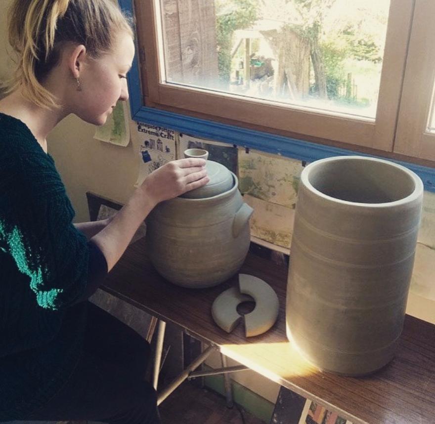 ceramics in france