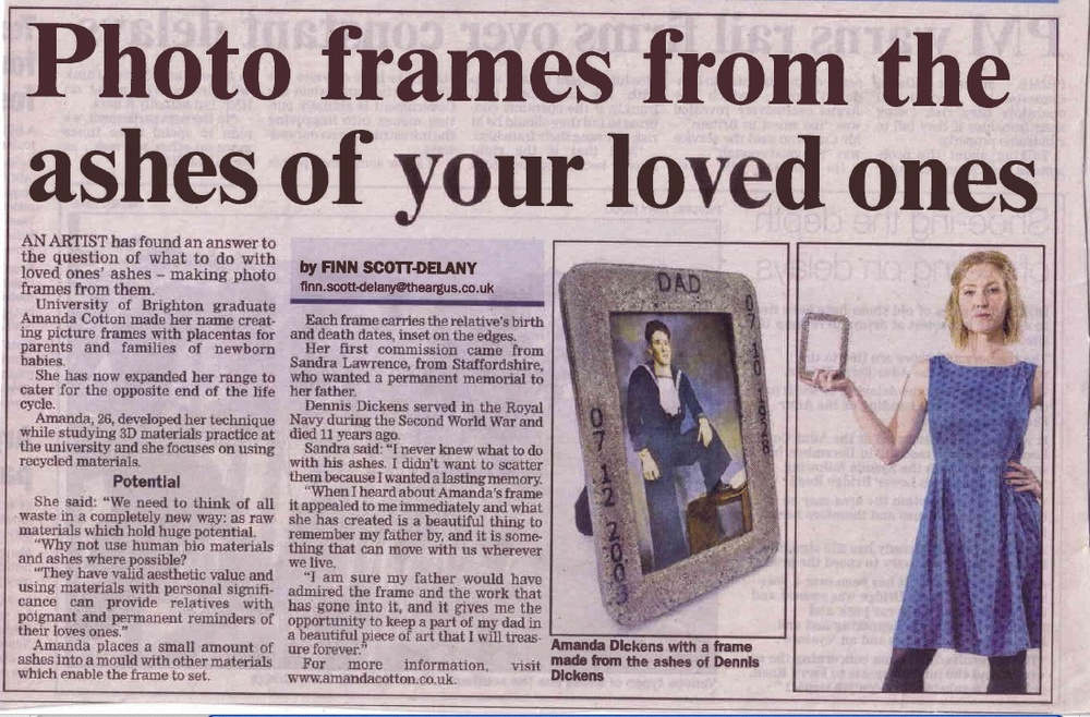 Amanda in 'Argus' January 15th 2015.jpg
