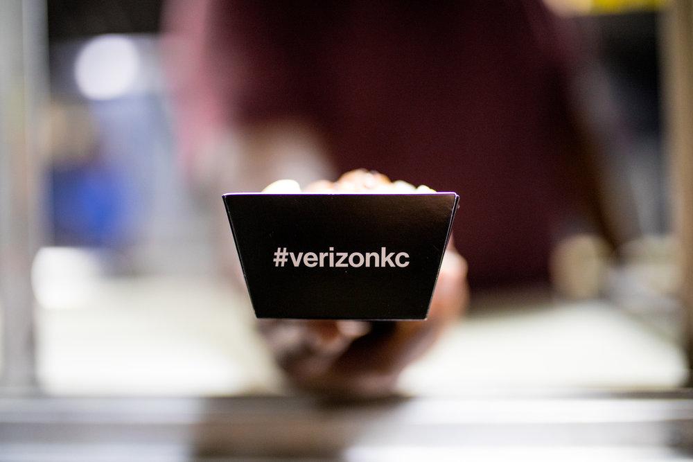 #verizonKC