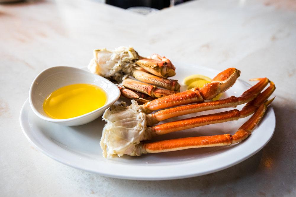 Jax Fish House & Oyster Bar Kansas City Bottomless Crab Brunch
