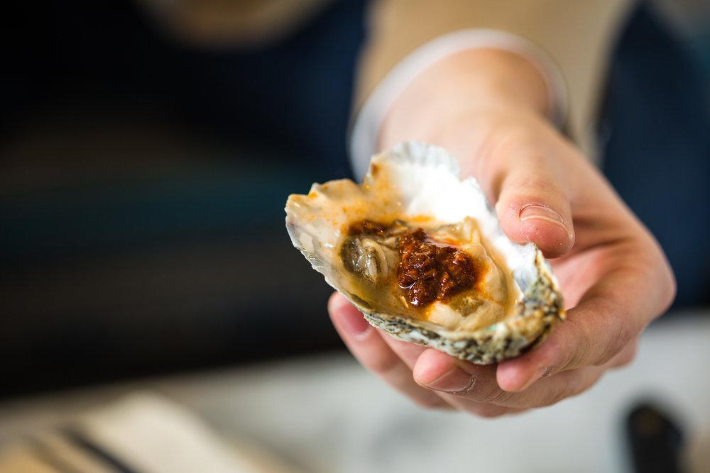 Whole Food Market Kansas - Oysters