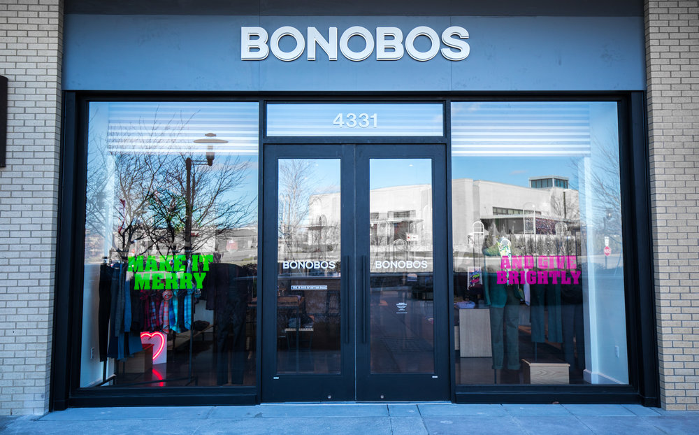 Bonobos Guideshop Leawood, Kasim Hardaway - Kansas City Blogger