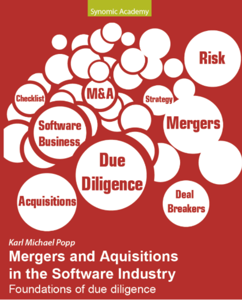 Mergers and Acquisitions in the software industry