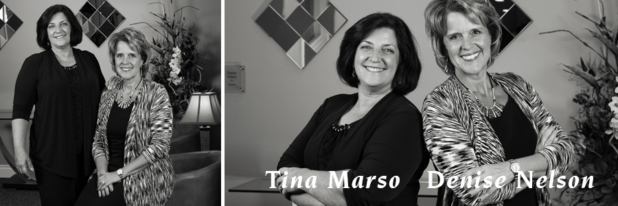 Tina and Denise have owned Accounting Plus since 1992.