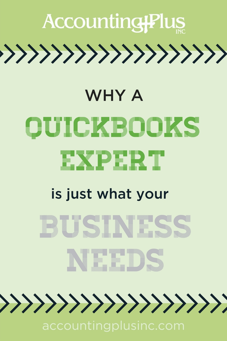 Why A Quickbooks Expert Is Just What Your Business Needs Columbia