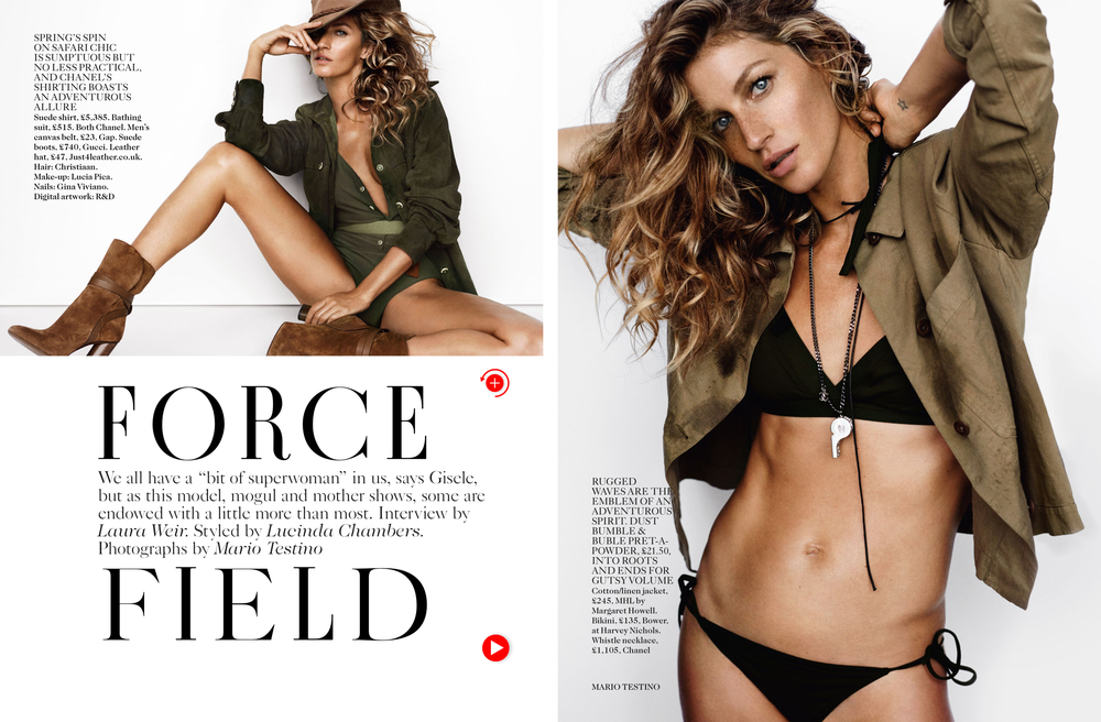 Vogue - March 2015