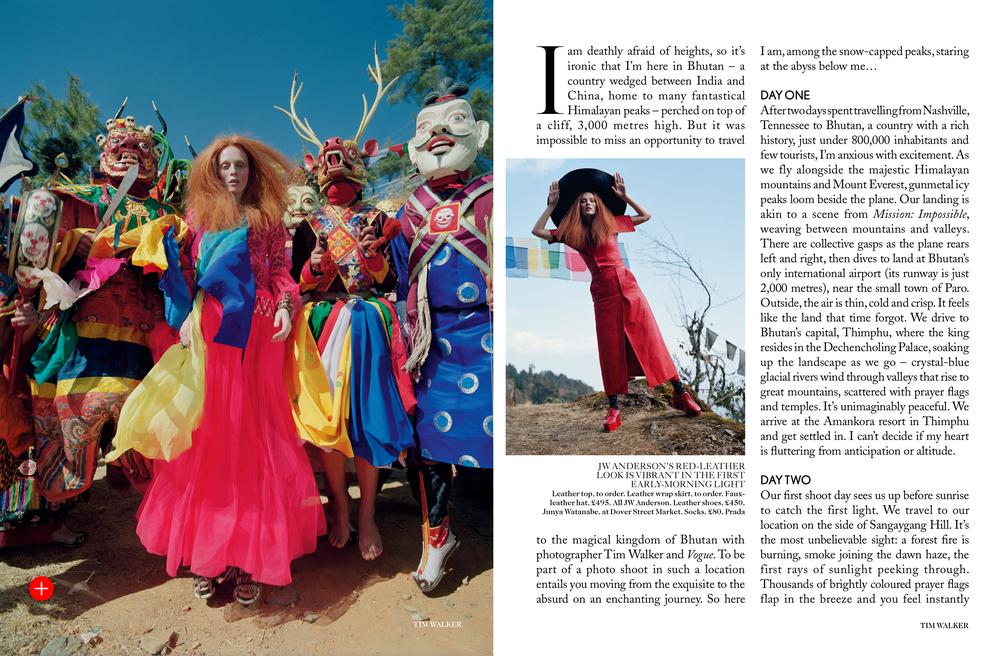 Vogue - May 2015