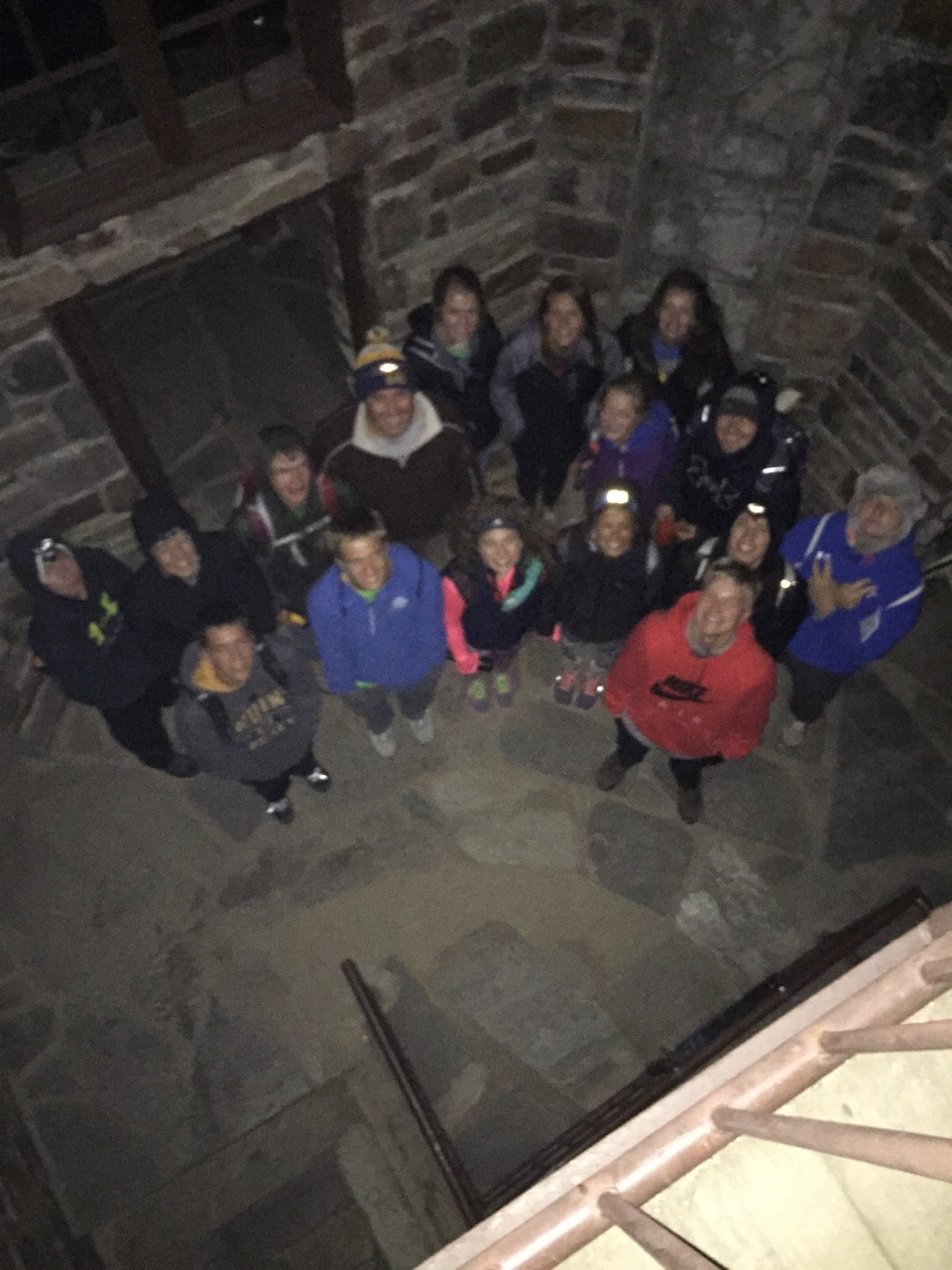 Harney Peak Night Hike