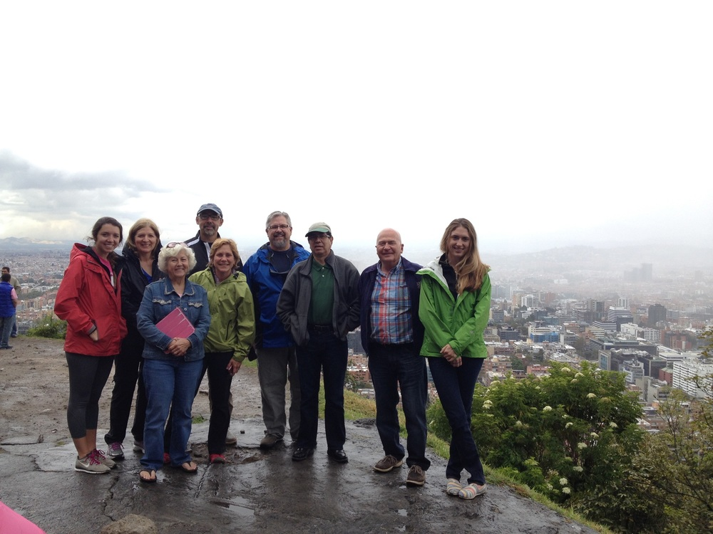 2015 Mission Trip to Bogota, Columbia