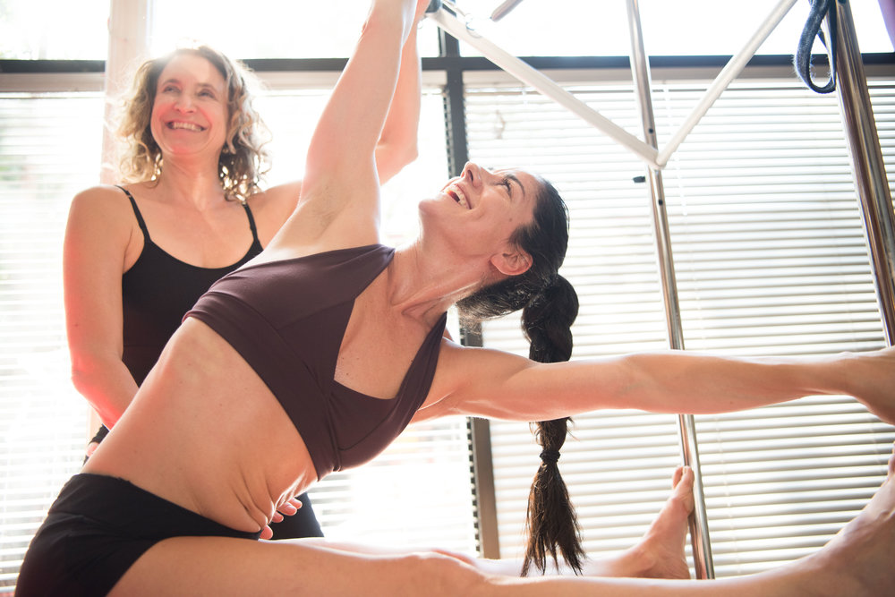 Ellie Herman Pilates Institute Pilates Teacher Training Info Session