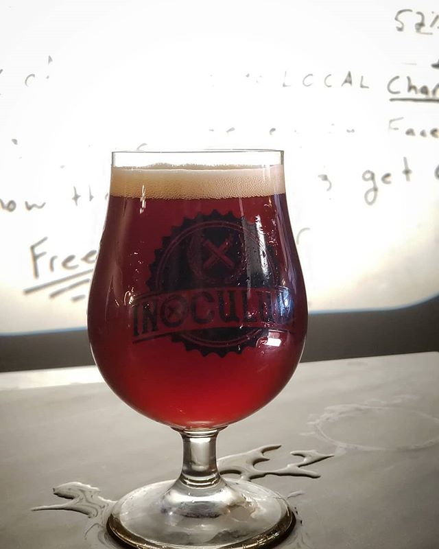 Valence goes on tap at 3pm today. It's a barrel fermented farmhouse ale with Brett and Lacto. It's very pretty.