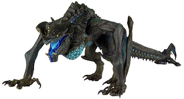 The Leviathan, AKA Chompy.