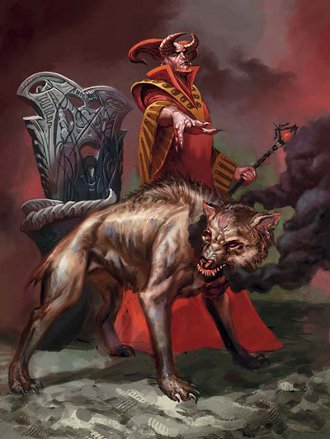 Asmodeus, the Archdevil
