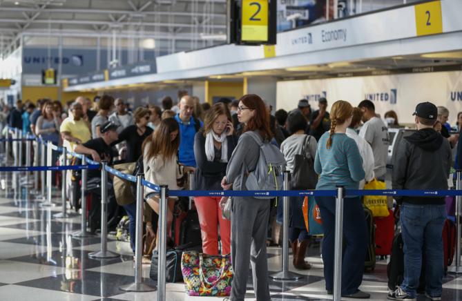 Avoid LONG LINES AND STRESS WITH TSA PRECHECK
