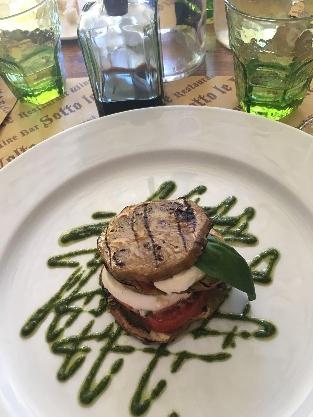 Sotto le Volte Restaurant and wine bar, Castellina