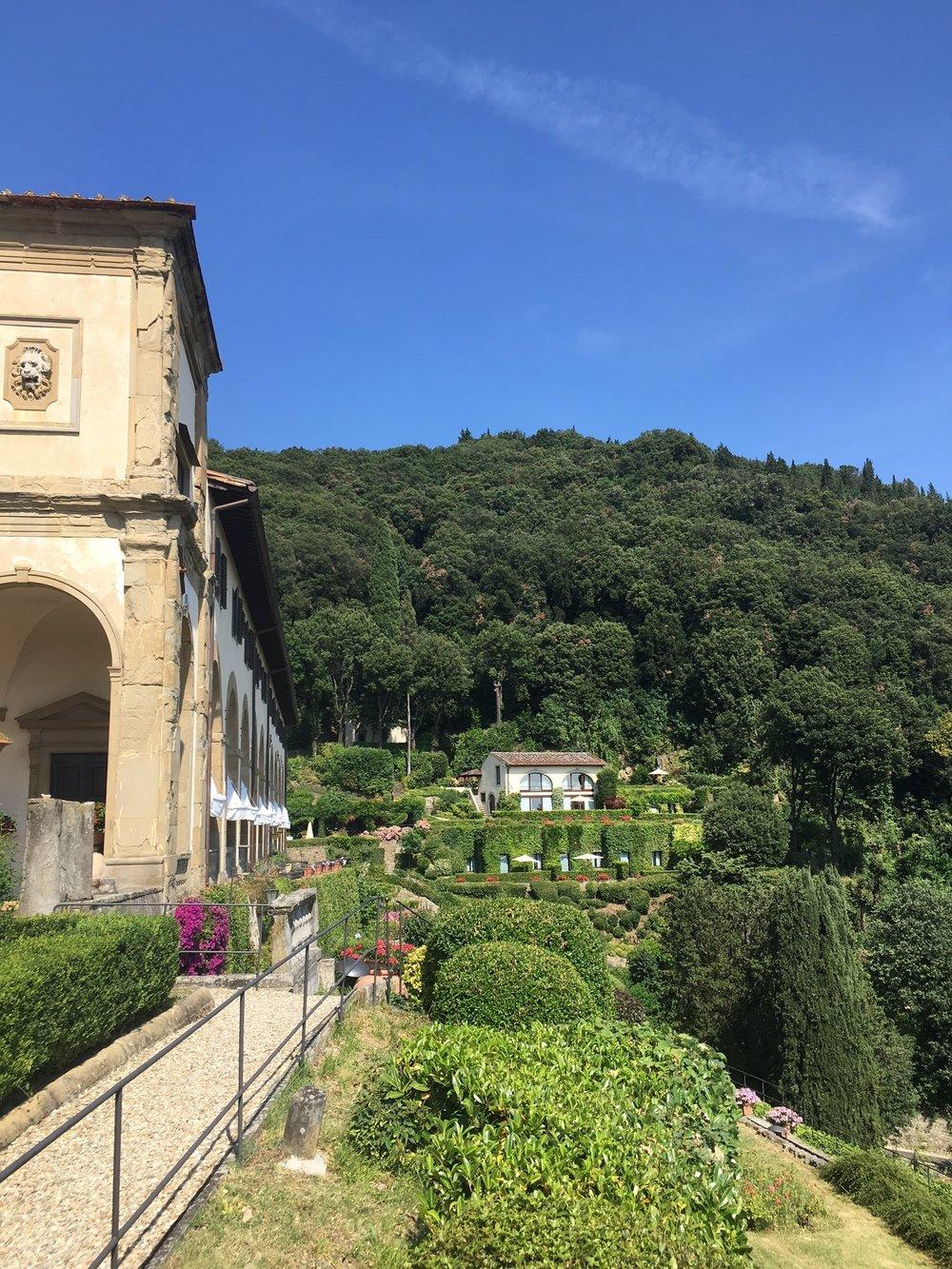 the belmond villa san michele, fiesole