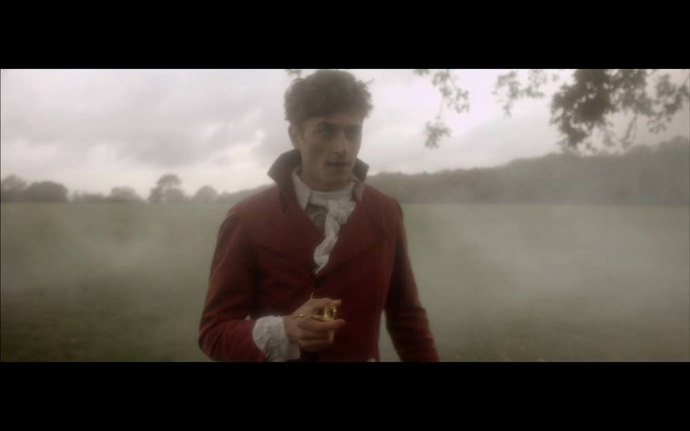 'The Duel'    Actress: Rory Wilson  Director: Nehir Glean   Makeup: Sarah Shaw   Hair: Adrianna Lumley