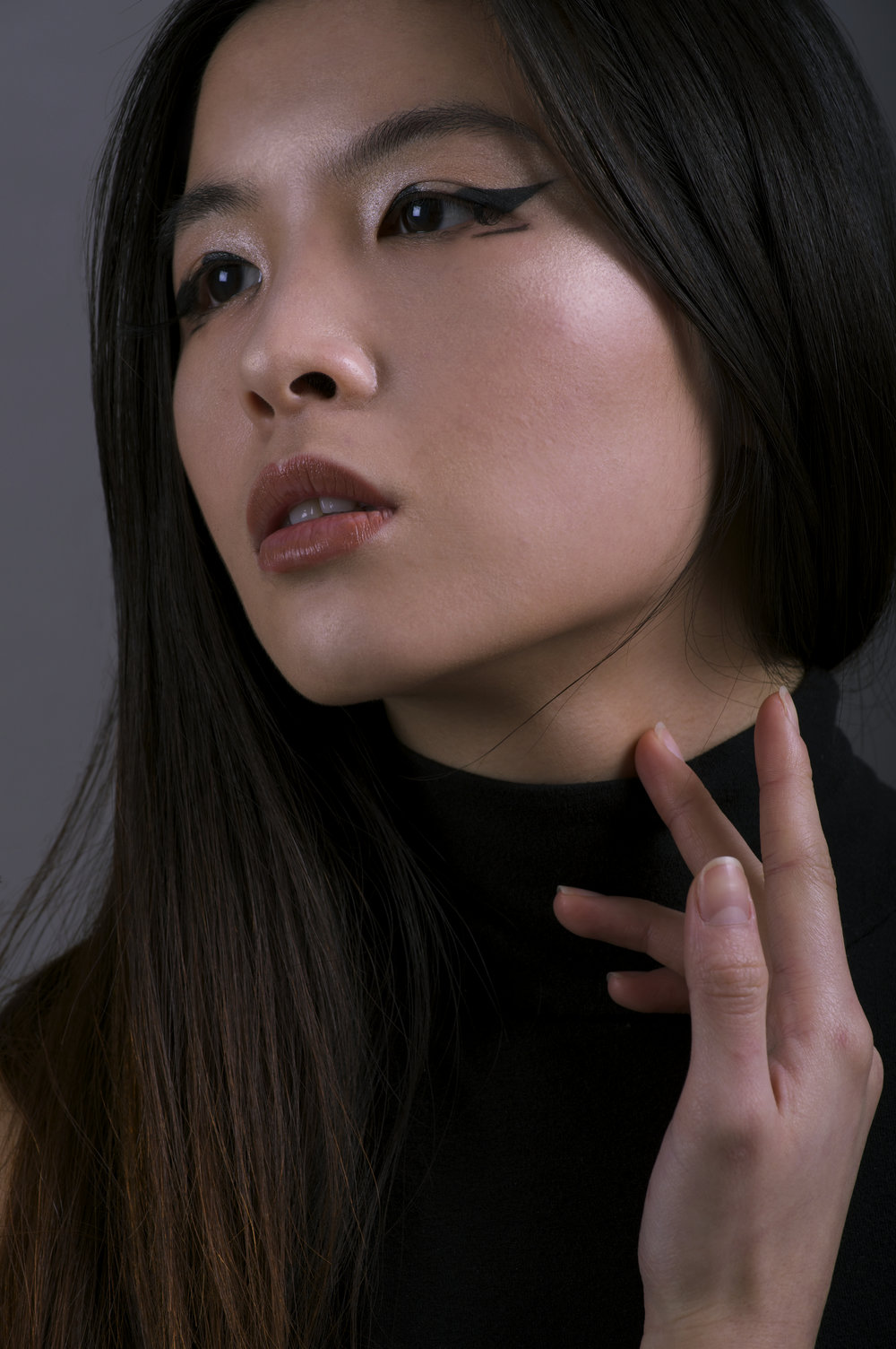 Photographer: Andrezej Gruszka  Model: Sophia Chang  Hair & Makeup Artist: Sarah Shaw