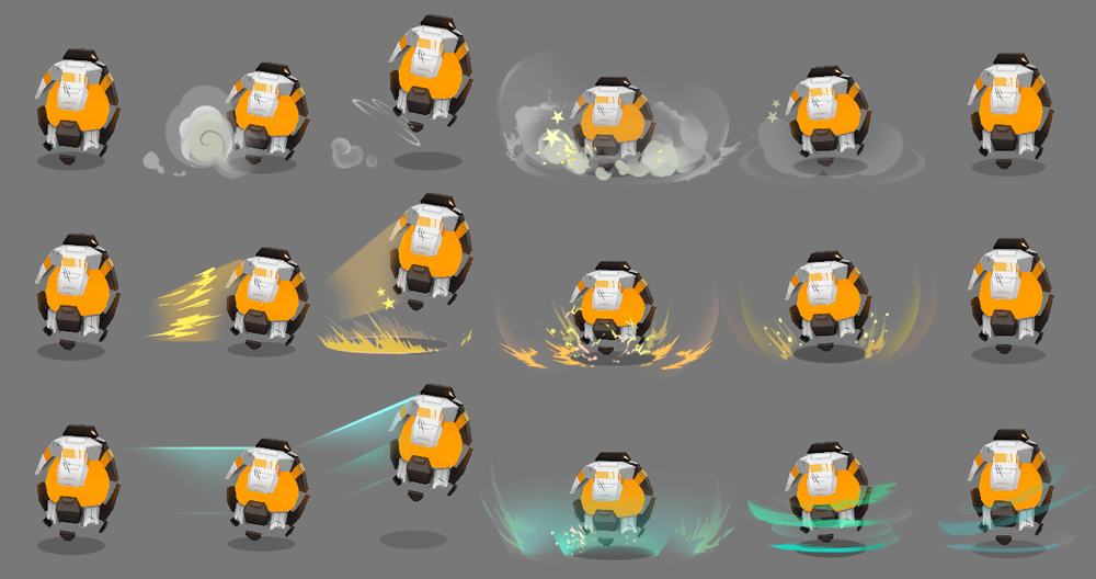 Is it bad to say Riot looks like an adorable egg when it jumps?