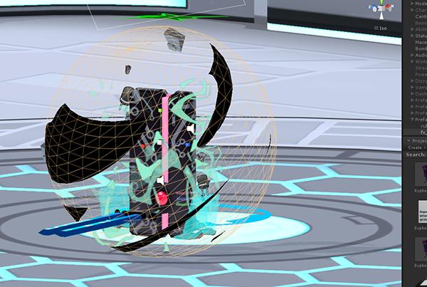Spherebot, assemble!