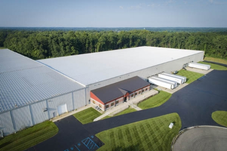 Uni-Pac's Facility - Established in 1995 to meet local packaging demands, Uni-Pac has expanded to fulfill contract packaging needs throughout Southwest Michigan and beyond.