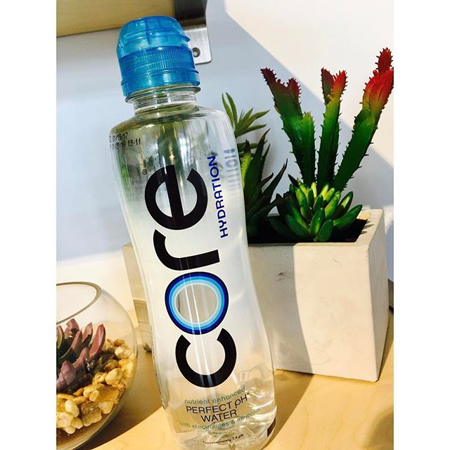 Hello Beautiful! We are excited to announce our new partnership with @core Coming to our studios soon! #hydrate #quinchyourthirst