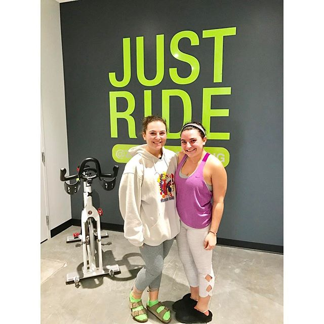 Double the Energy, Double the Sweat #saturdaysweat #zenergycycling