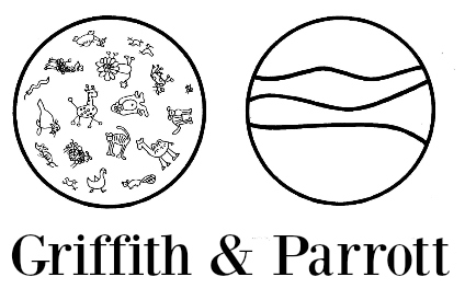 Robert Parrott and Anita Griffith Pottery