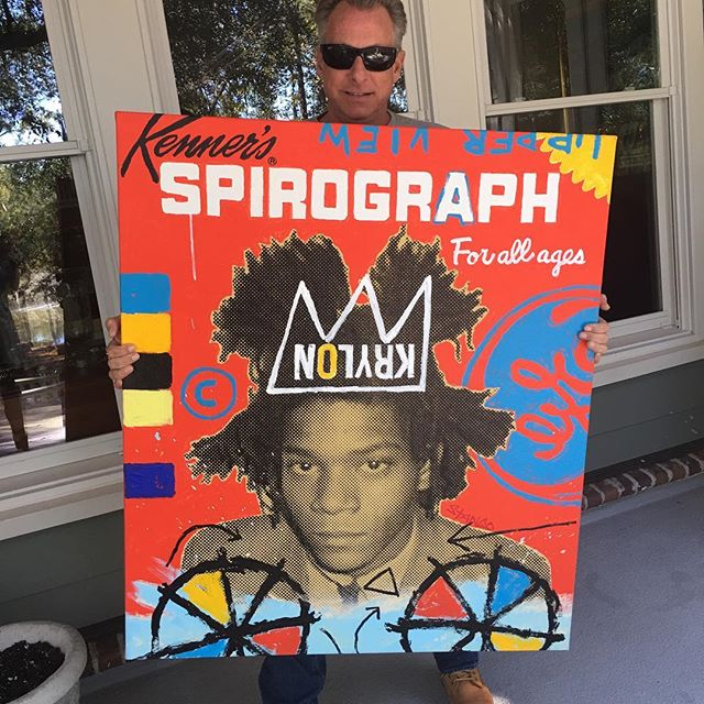 Final day at #artbasel, what a ride it has been xxx you can still catch some of my latest work at #reddotmiami  BRUCE LURIE GALLERY  Booth R120 . . . . . #stango #johnstango #popart #urbanart #contemporaryart #silkscreen #tylershoolofart #basquiat #spirograph #miami #scope #context #artmiami #reddot #bruceluriegallery #luriegalleries #artsy #artnet @bruceluriegallery