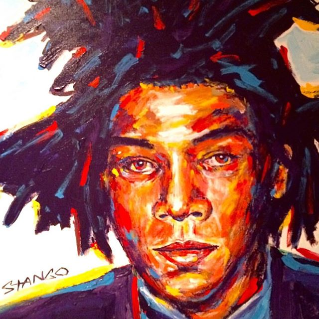 Would be 57 yrs old today  #Basquiat #jeanmichelbasquiat #SAMO