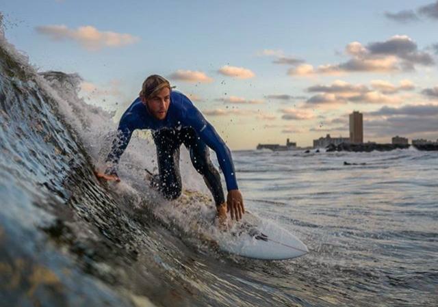 Hunter Rainis Seacoast Clothing A Surf Sponsorship is Born – Clothing Sponsorship