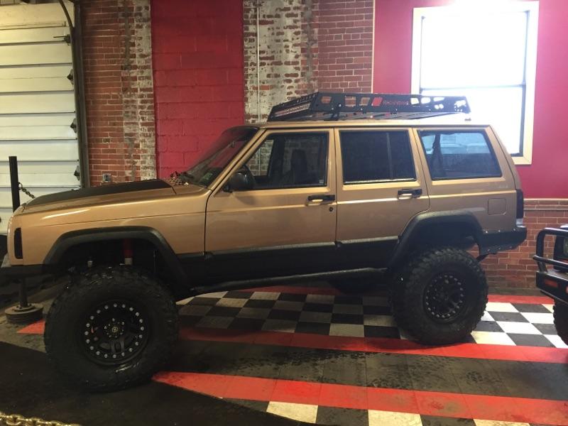 Gold 1999 jeep cherokee xj nfi empire build list 1999 jeep cherokee xj sciox Gallery