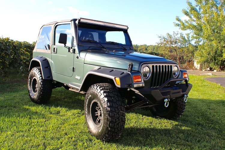 2002 Series 2 TJ - Click to view build