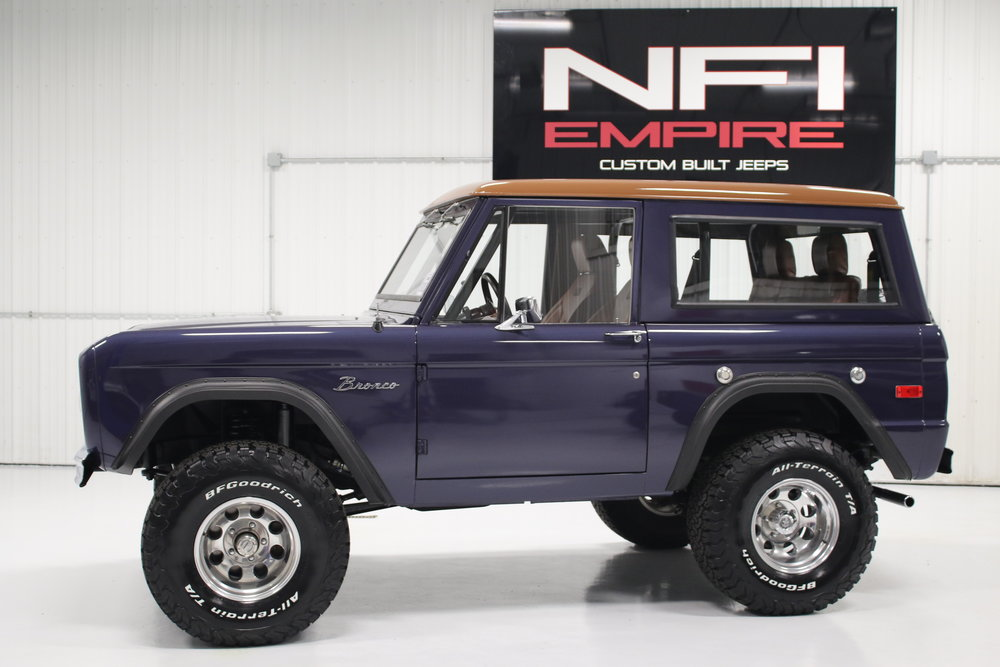1974 Ford Bronco - Click to view build