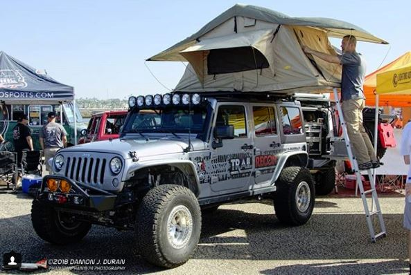 Jeep Bash 2018