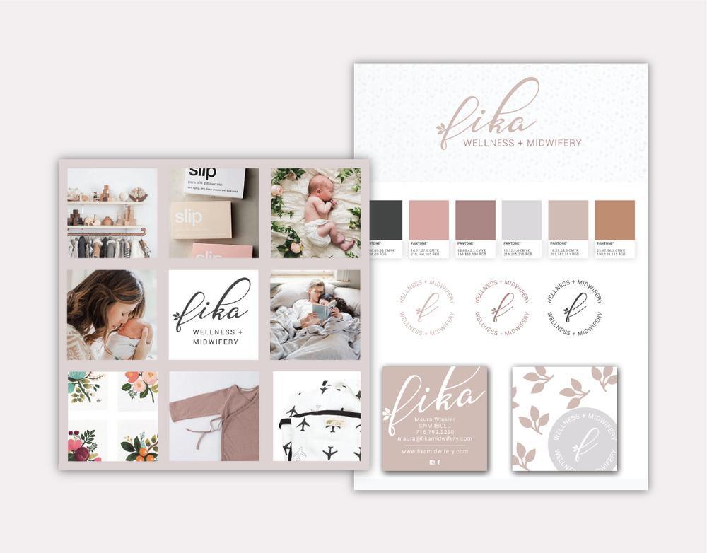 Fika · Brand Design