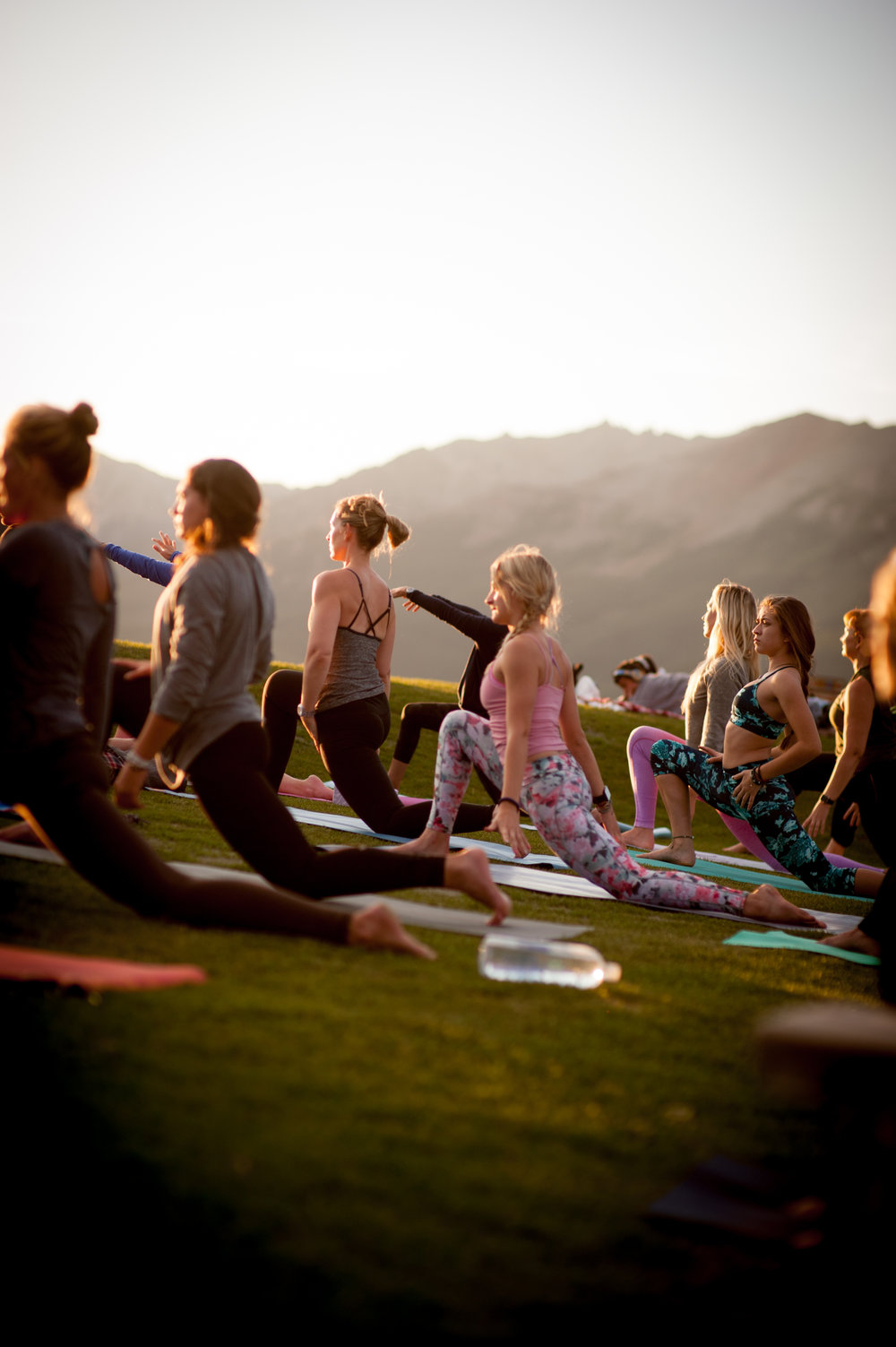 """The Telluride Yoga Festival is the most intimate setting for a yoga festival that I have ever seen in the world.  It feels like a village of friends and family.""  ~ Karl Straub   About Us"