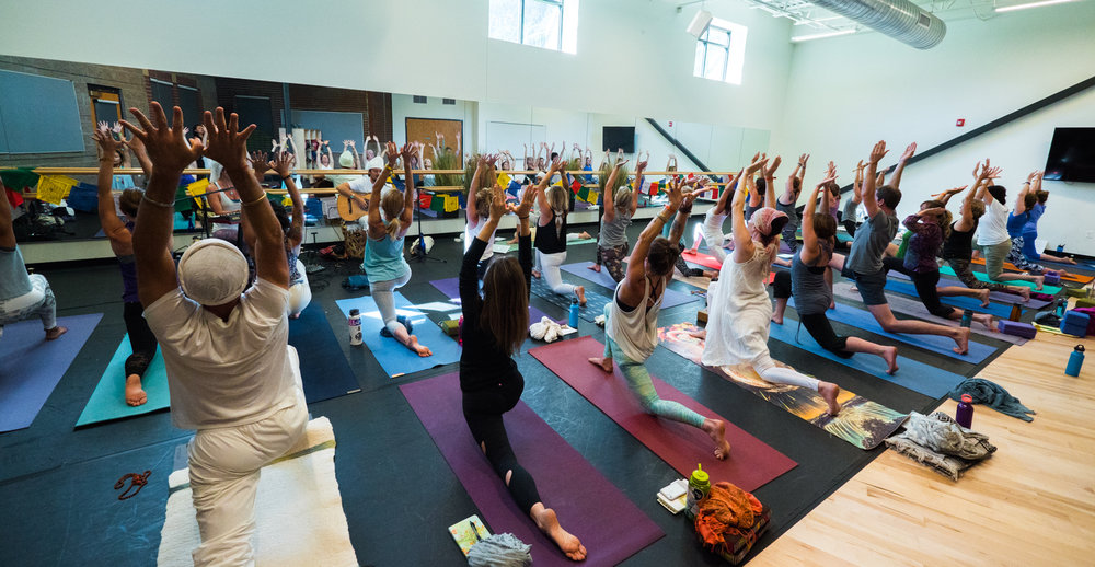 """The depth and quality of the teachers and the yoga taught in Telluride is amazing. It is authentic and I leave the festival every year with a more meaningful personal practice.""    Explore Schedule"