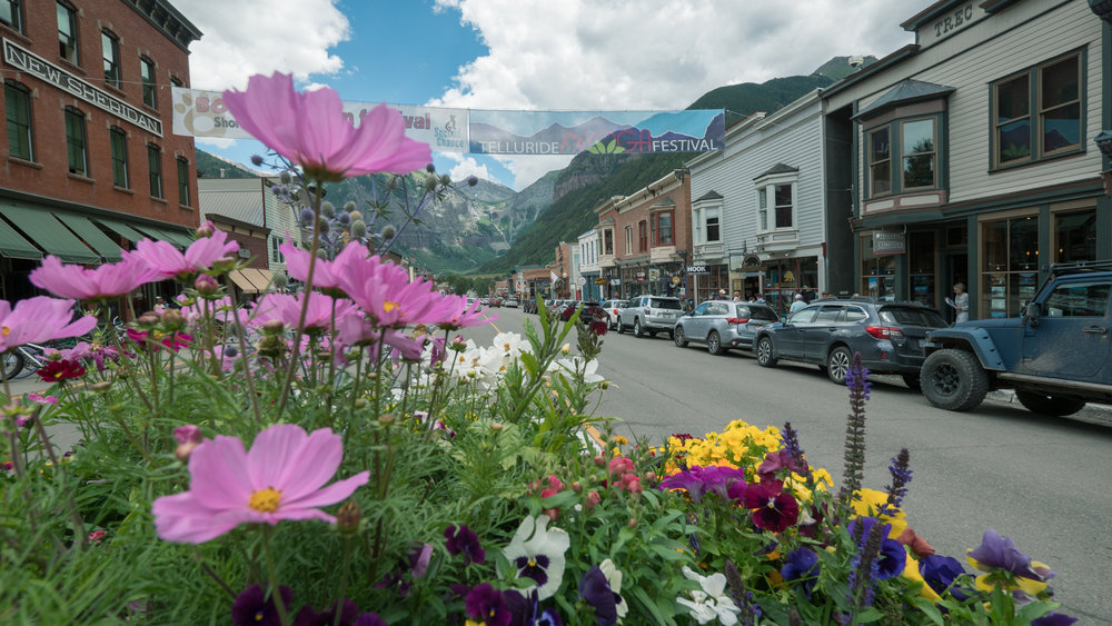 """Telluride is one of the most special places on earth and is the perfect spot for this amazing weekend of yoga and like minded individuals to gather.""   Explore Schedule"
