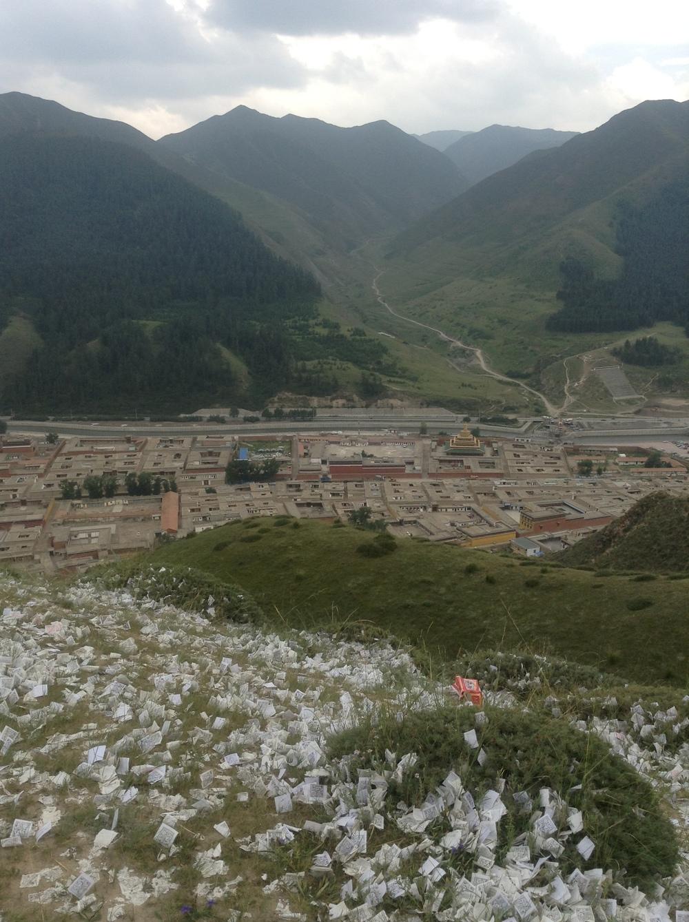 Tibetan traditions