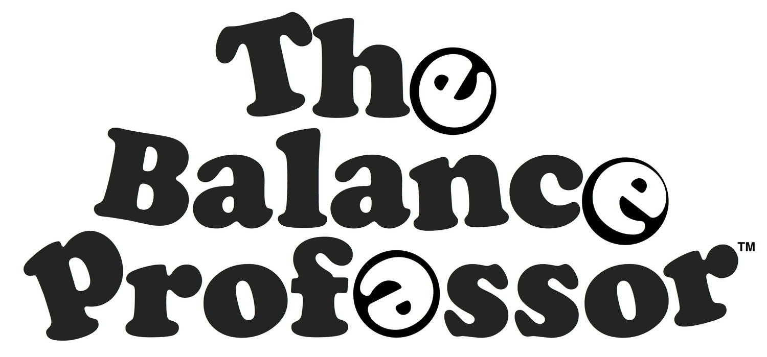 THE BALANCE PROFESSOR